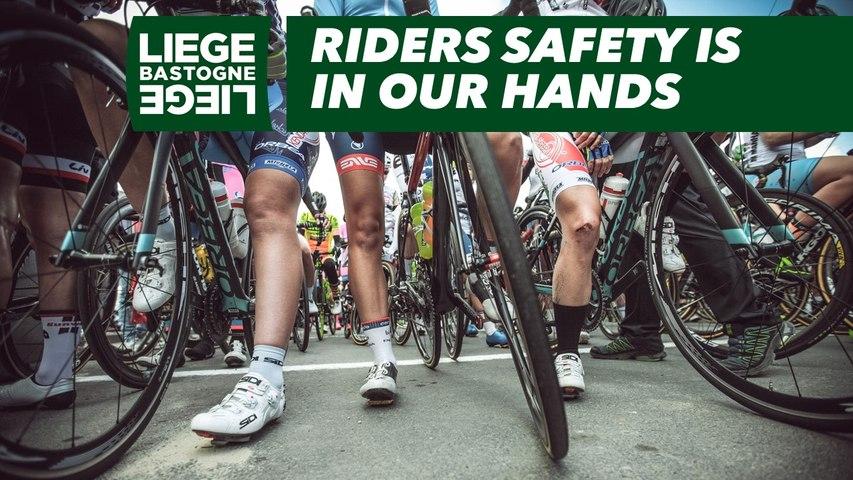 Liège-Bastogne-Liège 2018 - La sécurité des coureurs, c'est aussi votre affaire