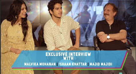 Exclusive Interview with Majid Majidi and the cast of Beyond The Clouds
