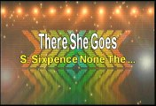 Sixpence None The Richer There She Goes Karaoke Version