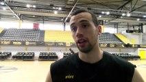 Pierre Pelos, pivot Fos Provence Basket