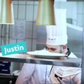 Justin - Apprenti cuisinier
