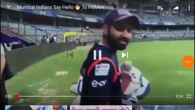 IPL 2018 Mumbai Indian vs csk highlights.  Rohit Sharma net batting vedio.  Rohit Sharma 265 run highlight.  Ms dhoni best odi match highlights. Chennai super kings vs KOLKATA knight match highlights.  KKR IPL HIGHLIGHT.