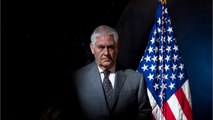 Tillerson Claims He Knows Who Wanted Him Fired, 'And They Know I Know'
