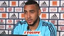 Payet «Le kif serait d'aller jouer la finale à Lyon» - Foot - C3 - OM