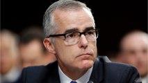 DOJ Refers Andrew McCabe To US Attorney For Criminal Investigation