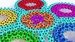 Spaß Farben Spiderman Reiten Kuh Cartoon Für Kinder - Superhelden Tiere Video Für Kinder
