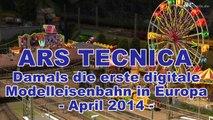 Die größte digitale Modelleisenbahn in Europa von Ars Tecnica - Ein Video von Pennula für alle Freunde von Modellbahnen und Modelleisenbahnen