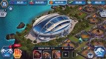 Jurassic World Evolution Trailer Jurassic Park First Look + Jurassic world The Game Gameplay Video