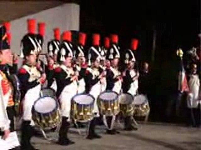"""Tambours BGHA """"La Marche des éclopés"""" Tradition"""