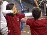 concours jeunes archers St Chamond 2007-2008