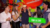 Toni La Chef en KCA México  - Kids' Choice Awards México 2015 - Mundonick Latinoamérica