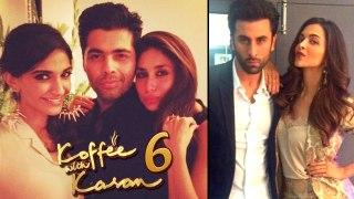 Koffee With Karan Season 6 Karan Johar MEGA ANNOUNCEMENT