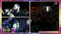 Pour fêter les 8ans de TPMP, Cyril Hanouna a organisé une fête... devant TF1 - Regardez