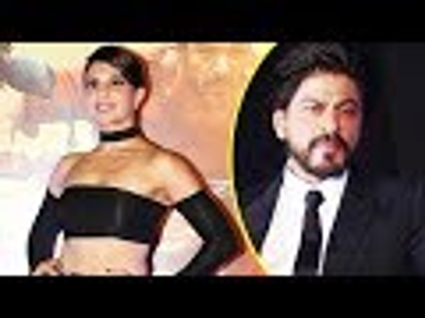 Jacqueline Fernandez Funny Reaction When Asked About Working With Shah Rukh Khan | Bollyood Buzz