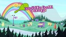 Ardilla Miedosa   Campamento y consecuencias/El pronóstico de la ardilla - Ep.12   Dibujos Animados
