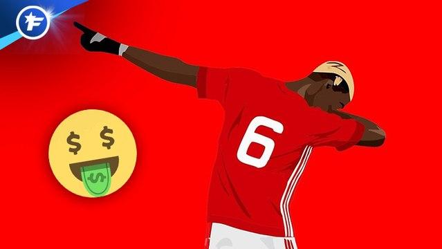 Manchester United fixe le prix de Paul Pogba, les pistes chaudes du prochain mercato de l'Inter