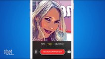 Cómo lucirte con videos sociales generados en Apple Clips