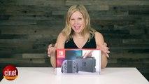 Unboxing: Por fin tenemos en nuestras manos la Nintendo Switch