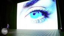 Samsung presenta el escáner de iris del nuevo Galaxy Note 7 [video]