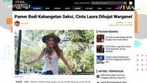 VIVA Top3 Cinta Laura Dibully dan Raffi Ahmad Pensiun