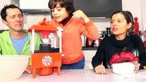 Comment faire le POP CORN super FACILE & RAPIDE - - Fab Food Popcorn maker