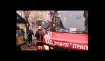 Sefaköy'de gecekondu yangını: 1 ölü