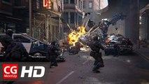 "CGI Cinematic HD ""Unreal Engine 4 Showdown Cinematic VR Demo"" by Epic Games | CGMeetup"