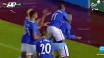 Ecuador vs Brasil 2-2 GOLES  RESUMEN FULL COMPLETO Sudamericano Sub20 (30012017) HD