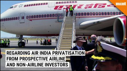 Govt looks past airlines for Air India sale