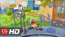 CGI Showreel HD:  Character Animation Reel 2014 by Olov Burman