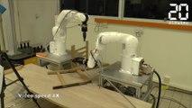 Ce robot monte une chaise Ikea plus vite que vous - Le Rewind du Jeudi 19 Avril 2018