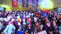 AK Parti Gaziosmanpaşa 5. Kadın Kolları Olağan İlçe Kongresi - Bakan Kaya - İSTANBUL