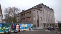 PARIS 10 - Appartement  91 m², 4 pièces, 2 chambres