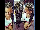 Natural Hair Cornrow Styles : Cornrow Hairstyles