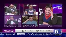 Heated Debate Between Kashif Abbasi & Hafeez Ullah Niazi