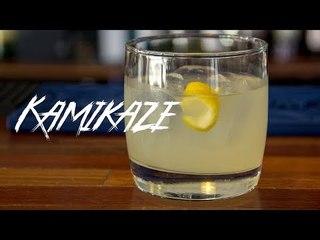 KAMIKAZE - Drink Montado Rápido e Fácil!