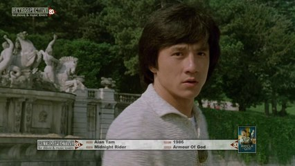 Alan Tam - Midnight Rider (Armour Of God) (1986)