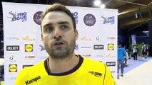 Robin Cappelle gardien d'Istres Provence Handball