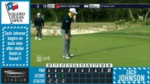 Zach Johnson Shoots a 65 in Second Round of Texas Open