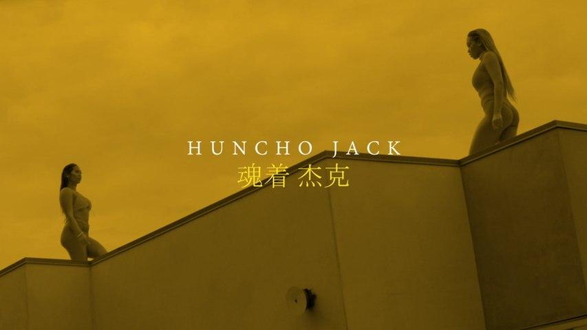 HUNCHO JACK - Black & Chinese