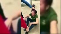 Đi nhà nghỉ với đàn ông đã có gia đình còn gọi điện thách thức vợ vào nửa đêm, cô nhân tình bị túm tóc đánh ghen giữa đường