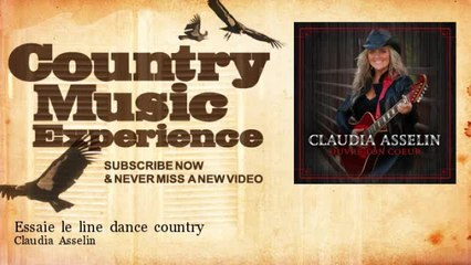 Claudia Asselin - Essaie le line dance country
