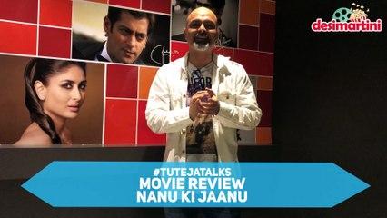 Movie Review | Nanu Ki Jaanu |  Abhay Deol | Patralekhaa | #Tutejatalks