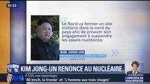 Corée du Nord: Kim Jong-un annonce la fin de ses essais nucléaires