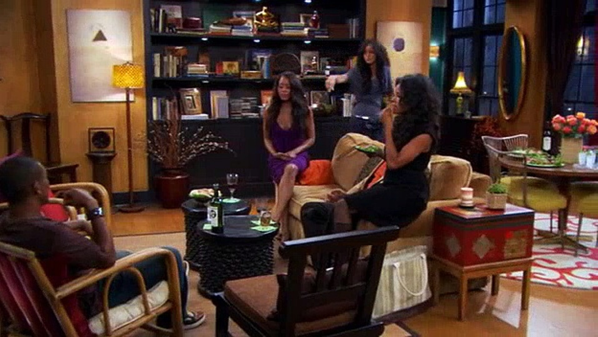 Girlfriends S08 E09 R E S P E C T Find Out What It Means To William