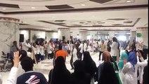 فيديو.. يوم الرشاقة يثير الجدل فى السعودية بعد رقص موظفين داخل مستشفى