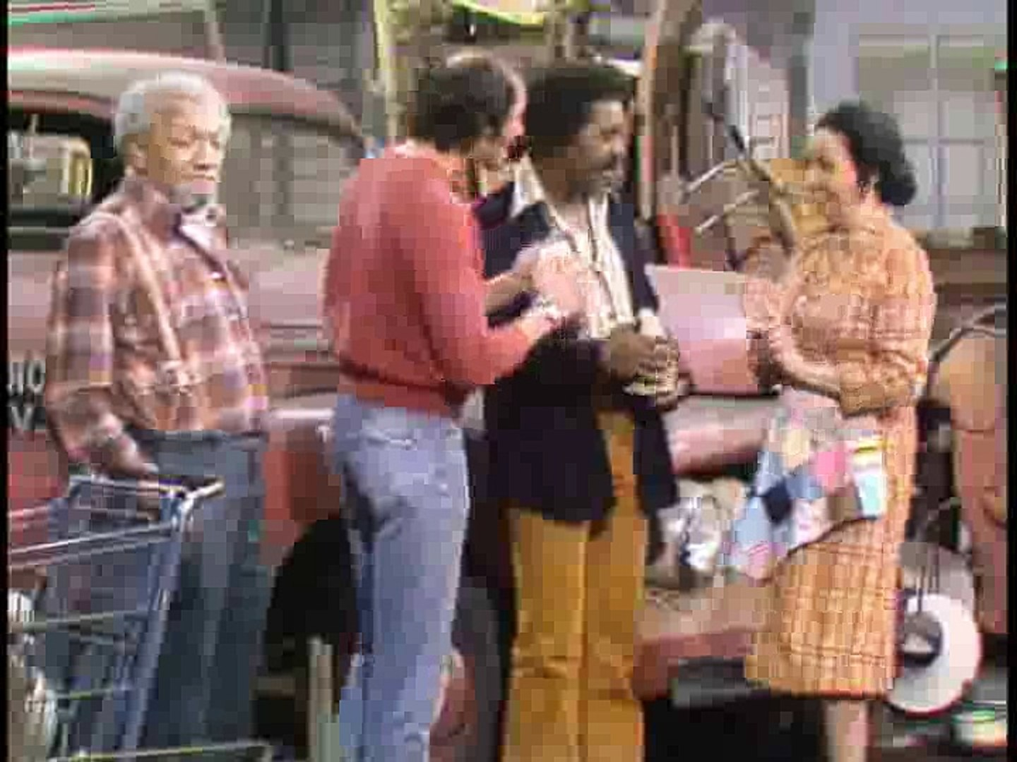 Sanford And Son S03E07 Fuentes, Fuentes, Sanford And Chico