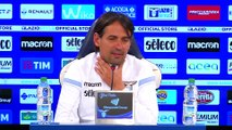 VIDEO / CONFERENZA INZAGHI PRE LAZIO - SAMPDORIA - ASCOLTA LE SUE PAROLE