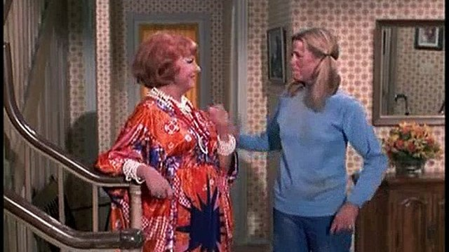 Bewitched S08 E26 The Truth Nothing But The Truth So Help Me Sam