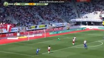 Yattara   Goal HD Nancy 1 - 1  Auxerre 21-04-2018